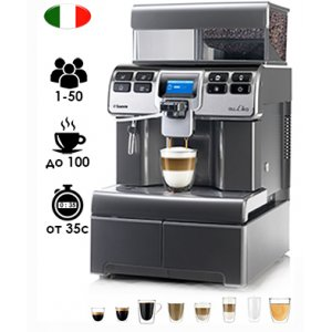 Автоматическая кофемашина Saeco AULIKA TOP HIGH SPEED CAPPUCCINO V2