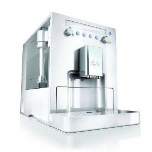 Автоматическая кофемашина Melitta Caffeo Lounge white
