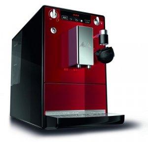 Автоматическая кофемашина Melitta Caffeo Lattea красная