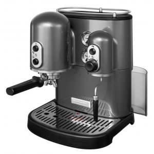 Рожковая кофеварка Kitchenaid Artisan 5KES100EPM Жемчужный Металлик