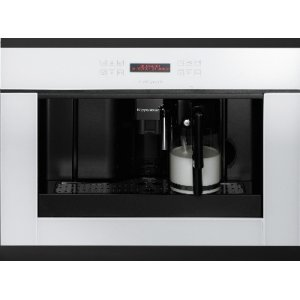 Встраиваемая кофемашина Kuppersbusch EKV 6500.1 W5 Black Velvet