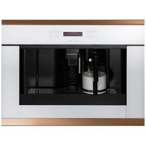 Встраиваемая кофемашина Kuppersbusch EKV 6500.1 W7 Copper