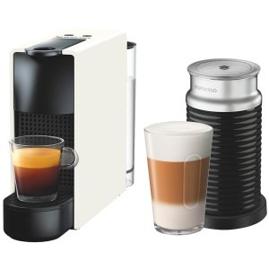 Кофемашина капсульного типа Nespresso Nespresso Essenza Mini Bundle C30