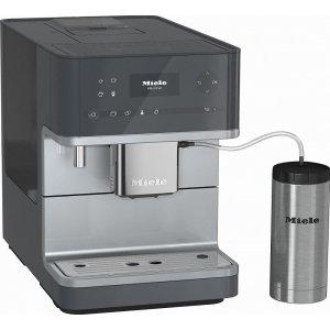 Автоматическая кофемашина Miele CM6350 Graphite Grey