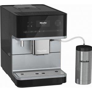 Автоматическая кофемашина Miele CM6350 Obsidian Black