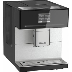 Автоматическая кофемашина Miele CM7350 Obsidian Black
