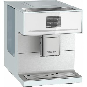 Автоматическая кофемашина Miele CM7350 Brilliant White