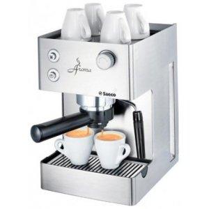 Рожковая кофеварка Saeco Aroma Inox RST