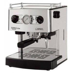 Рожковая кофеварка Briel Domus Due ES161A TB