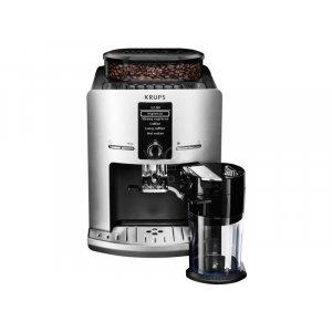 Автоматическая кофемашина Krups EA829E Silver