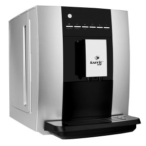Автоматическая кофемашина Kaffit KFT1602 Lucca Silver