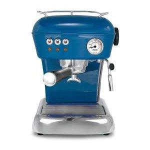 Рожковая кофеварка Ascaso Dream Ground Mediterraniean Blue