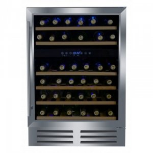 Винный шкаф DUNAVOX DAU-46.138DSS