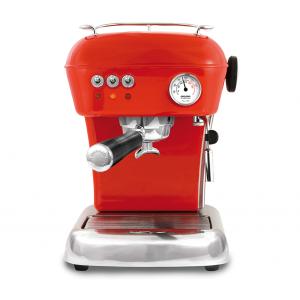 Рожковая кофеварка Ascaso Dream Ground Love Red