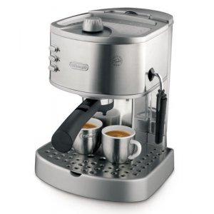 Рожковая кофеварка Delonghi EC 330 S
