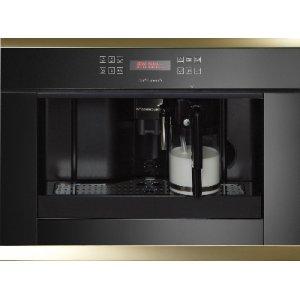 Встраиваемая кофемашина Kuppersbusch EKV 6500.1 J4 Gold