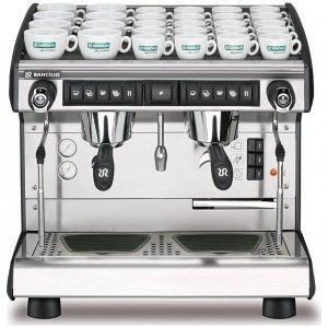 Профессиональная кофемашина Rancilio Classe 7 E compact 2GR