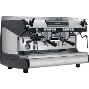 Кофемашина автомат Aurelia II 2Gr V 220V pearl white+LED+high groups
