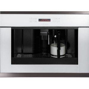 Встраиваемая кофемашина Kuppersbusch EKV 6500.1 W2 Black Chrome