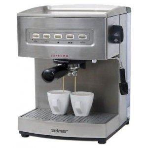 Рожковая кофеварка ZELMER 13Z013