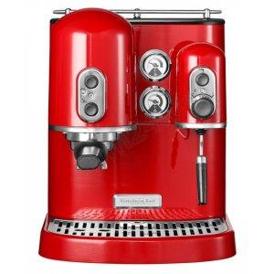 Рожковая кофеварка Kitchenaid Artisan KES100EER Красный