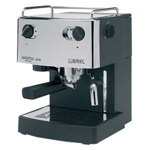 Рожковая кофеварка Briel Versatile Due ES38A TB