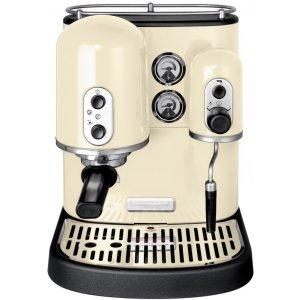 Рожковая кофеварка Kitchenaid Artisan 5KES100EAC Кремовый