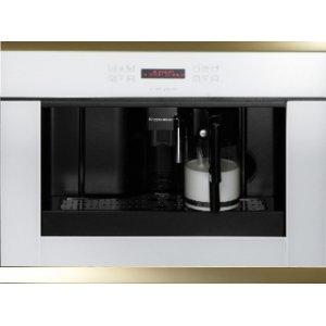 Встраиваемая кофемашина Kuppersbusch EKV 6500.1 W4 Gold