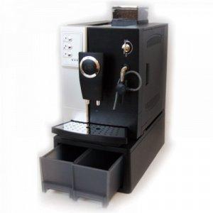 Автоматическая кофемашина Colet Q003B (увеличенные контейнеры для кофе и отходов)
