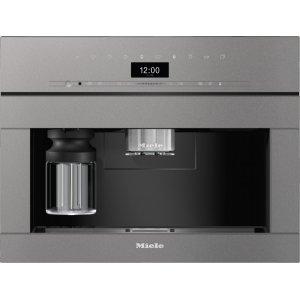 Встраиваемая кофемашина Miele CVA7440 GRGR графитовый серый