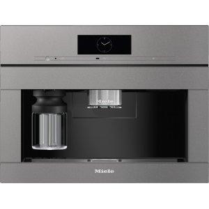 Встраиваемая кофемашина Miele CVA7845 GRGR графитовый серый