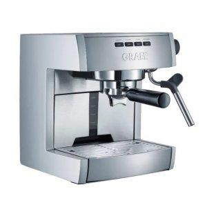 Рожковая кофеварка Graef ES70