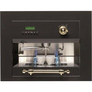 Встраиваемая кофемашина Ilve ES645C Matt (ручки бронза)