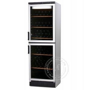 Винный шкаф Vestfrost VKG 570 S Silver