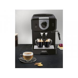 Рожковая кофеварка KRUPS OPIO XP3208