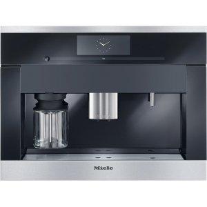 Встраиваемая кофемашина Miele CVA6800 EDST/CLST