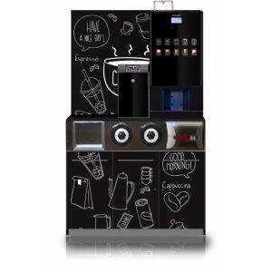 Настольный кофе-автомат Unicum Nero Unit VEND
