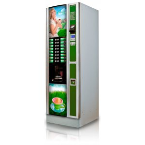 Кофейный автомат Unicum Rosso BIO