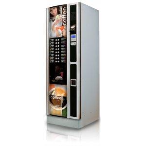 Кофейный автомат Unicum Rosso Fresh Tea BLACK