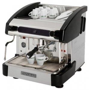 Рожковая кофеварка Expobar New Elegance Mini Pulser 1GR