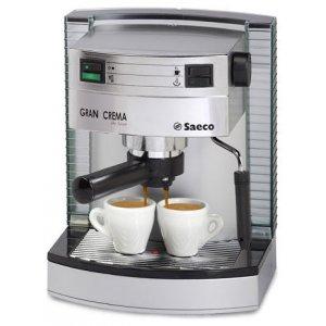 Рожковая кофеварка Saeco Gran Crema de Luxe