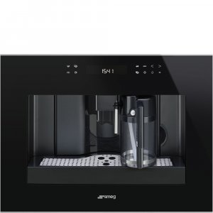 Встраиваемая кофемашина Smeg CMS4601NX
