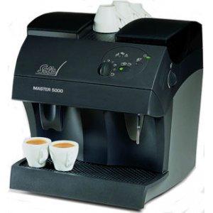 Автоматическая кофемашина Solis Master 5000