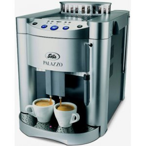 Автоматическая кофемашина Solis Palazzo Rapid Steam