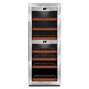 Винный шкаф CASO WineComfort 380 Smart