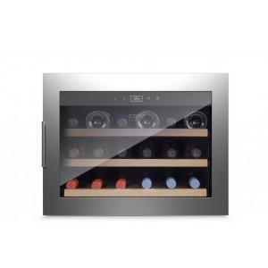 Винный шкаф CASO WineSafe 18 EB inox