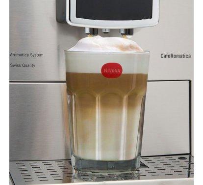 Автоматическая кофемашина Nivona CafeRomatica 859 - фото 5