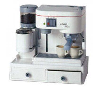 Рожковая кофеварка Briel Combi Classic SEG101