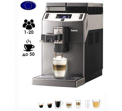 Автоматическая зерновая кофемашина Saeco Lirika One Touch Cappuccino V4