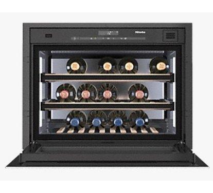 Встраиваемый винный холодильник Miele KWT 6112 iG (обсидиан) - фото 3